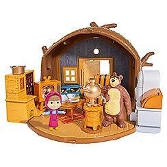 Masha and The Bear - House playset