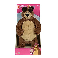 Masha and The Bear - 35cm plush bear