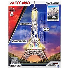 Meccano - Effiel Tower Construction Set
