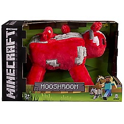 Minecraft - Mooshroom Plush