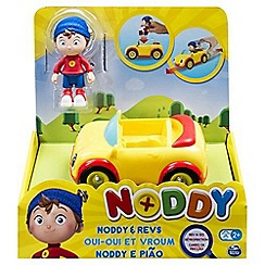 Noddy - Rev n' Go Vehicle