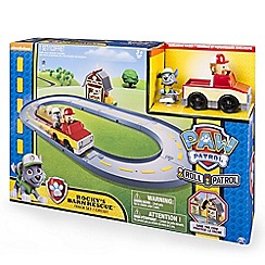 Spin Master - Rocky's Barn Rescue Track Set