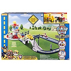 Paw Patrol - Lookout Tower Track Set