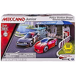 Meccano - Junior Police Station Construction Set