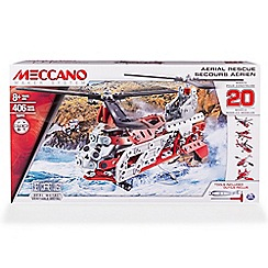Meccano - 20 Model Construction Set