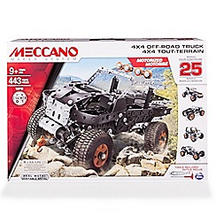 Meccano - 25 Model Construction Set