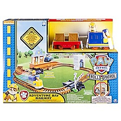 Paw Patrol - Adventure Bay Railway Train Set