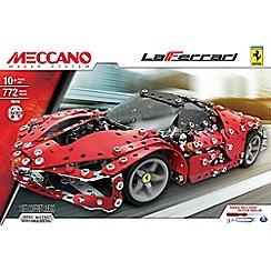 Meccano - Ferrari La Ferrari construction Set