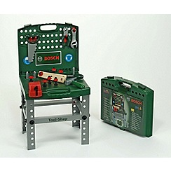 Theo klein - Foldable workbench with accessories