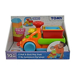 Tomy - Pack and Stack Play Truck