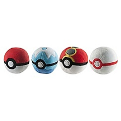 Pokemon - Poke Ball Plush Slot