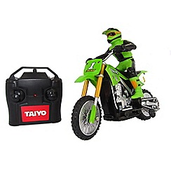 Taiyo - Motorcross racer remote control 1:18 2.4 GHZ