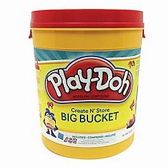 Play-Doh - Create-n-Store Big Bucket Play Set