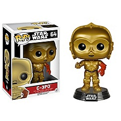 Star Wars - EPVII: C-3PO POP