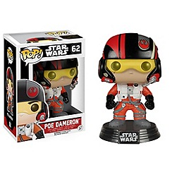 Star Wars - EPVII: Poe Dameron POP