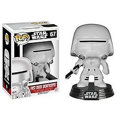 Star Wars - EPVII: First Order Stormtrooper POP