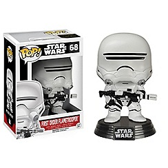 Star Wars - EPVII: First Order Flametrooper POP
