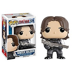 The Avengers - Winter Soldier POP