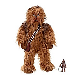 Star Wars - 24' Poseable Talking Chewbacca Plush