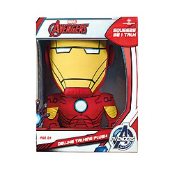 The Avengers - Deluxe 15' Iron Man Talking Plush