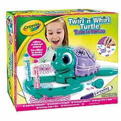 Crayola - Twirl 'n' Whirl Turtle