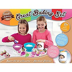 Vivid - Real Baking - Great Baking Set