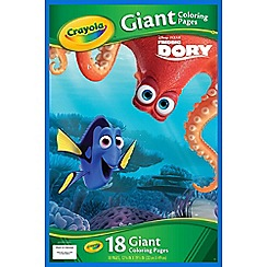 Disney PIXAR Finding Dory - Giant Colouring Pages