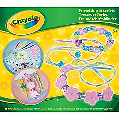 Crayola - Friendship Bracelets Kit