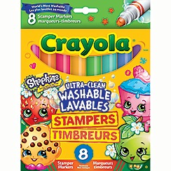 Shopkins - 8ct Stampers