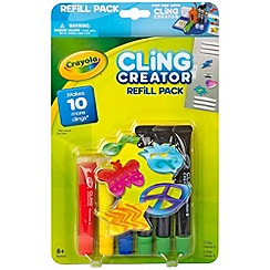 Crayola - Cling Creator Refil Pack