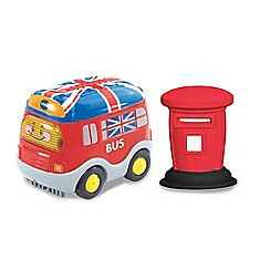 VTech - Toot Toot Drivers Union Jack Bus