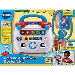 VTech - Pretend & Learn Doctors Kit