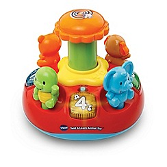 VTech - Push & Play Spinning Top