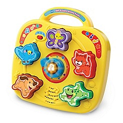 VTech - Spin & Learn Animal Puzzle