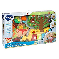 VTech - Little Friendlies Glow & Giggle Playmat