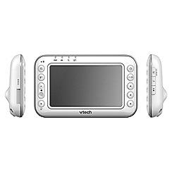 VTech - Safe & Sound Owl Pan & Tilt Baby Monitor BM4600