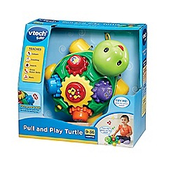VTech - Pull & Play Turtle