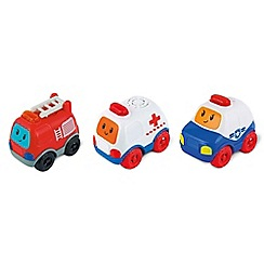 WinFun - Go Go Drivers Emergency Rescue Set