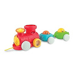 WinFun - Pull-Along Stacking Choo Choo