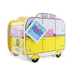 Peppa Pig - Campervan Wooden Shape Sorter