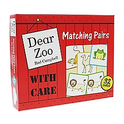 Dear Zoo - 32 piece Dear Zoo memory game