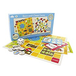 Beatrix Potter - Double Sided Race and Chase Game