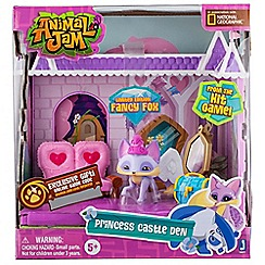 Animal Jam - Princess castle with exclusive figure