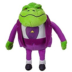 Danger Mouse - Baron greenback plush soft toy