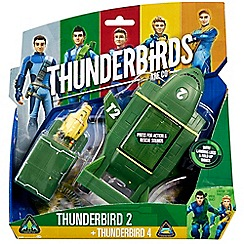 Thunderbirds - 2 with Mini TB4