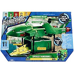 Thunderbirds - Supersize TB2 and TB4