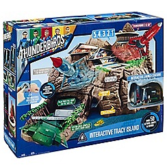 Thunderbirds - Interactive Tracy Island Playset