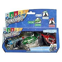 Thunderbirds - Diecast Multipack