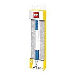 LEGO - Blue gel pen