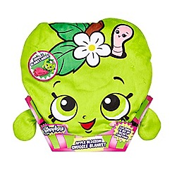 Shopkins - Apple Blossom Snuggle Blanket